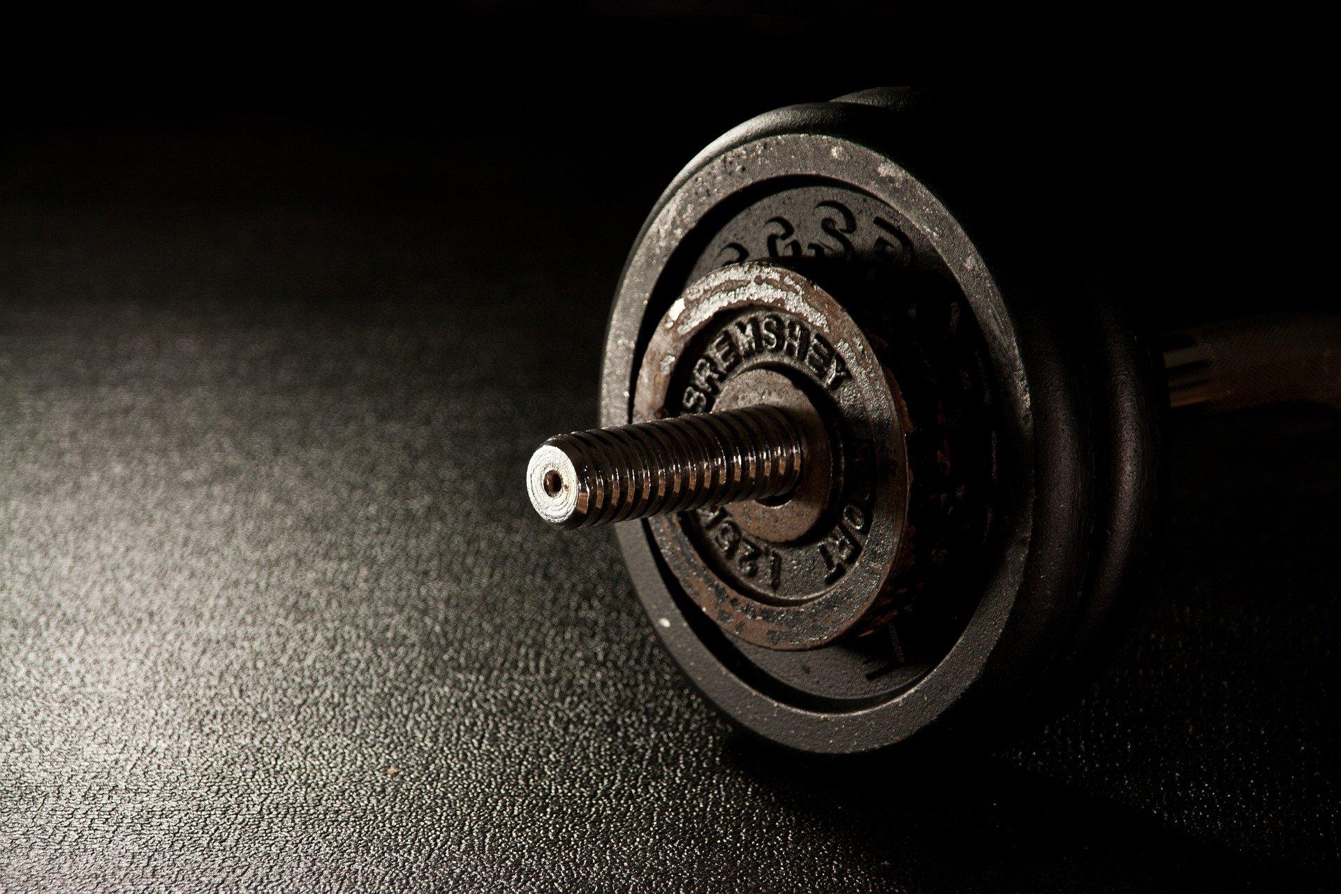 Dr. Krieg & Kollegen EMS-/Fitnessstudios Inkasso Rechtsberatung Hantel Gewicht